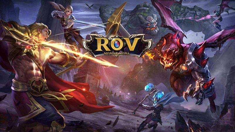 เกมส์ ROV (Realm of Valor)